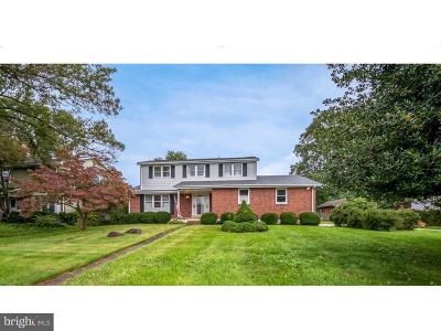Wilmington Single Family Home For Sale: 3323 Skyline Drive