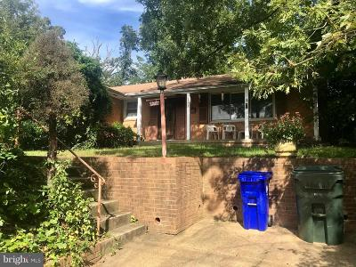 College Park Single Family Home For Sale: 9227 Limestone Place