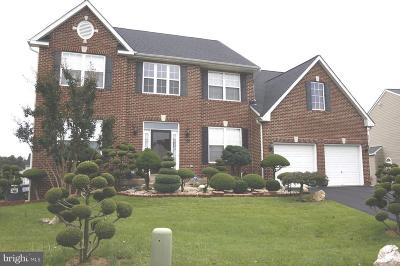 Stafford VA Single Family Home For Sale: $489,900