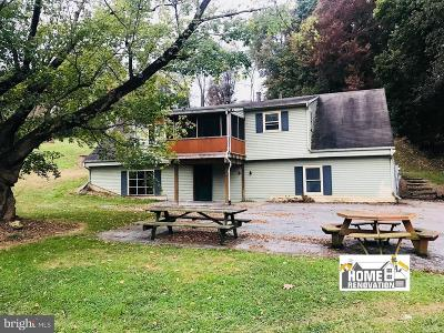 Hanover Single Family Home For Sale: 1753 Black Rock Road
