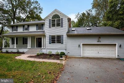 Millersville Single Family Home For Sale: 1672 Millersville Road