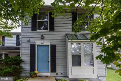 Howard County Townhouse For Sale: 8010 Watermill Court