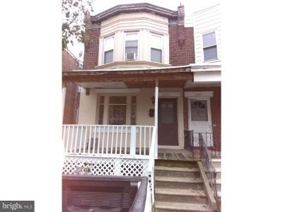 Darby PA Single Family Home For Sale: $49,900