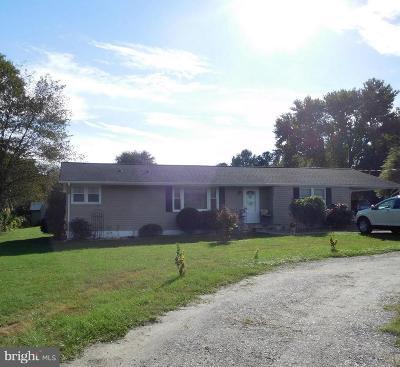 Fredericksburg VA Single Family Home For Sale: $250,000