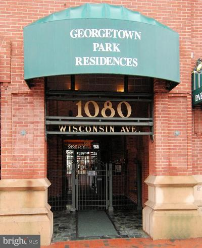 Georgetown Condo For Sale: 1080 Wisconsin Avenue NW #1010