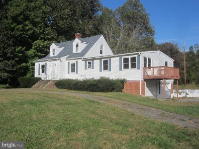 Huntingtown Single Family Home For Sale: 5221 Cherry Hill Road