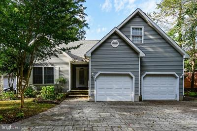 Ocean Pines Single Family Home For Sale: 18 Seabreeze Road