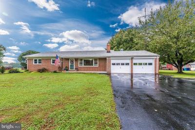 Middletown Single Family Home For Sale: 8620 Myersville Road
