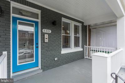Brookland Condo For Sale: 640 Franklin Street NE #2