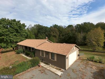 Culpeper County Single Family Home For Sale: 1380 Nelson Lane