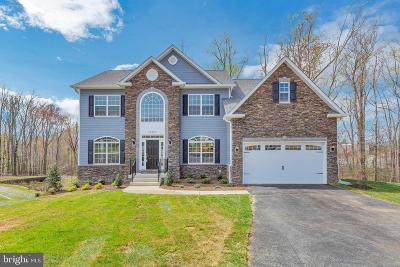 Upper Marlboro Single Family Home For Sale: 10407 Del Ray Court