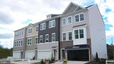 Anne Arundel County Townhouse For Sale: 7738 Venice Lane