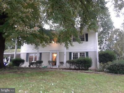 Rockville Rental For Rent: 7116 Mill Run Drive