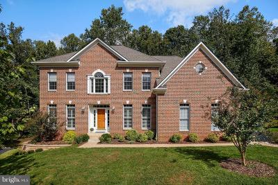 Manassas Single Family Home For Sale: 7426 Silent Willow Court