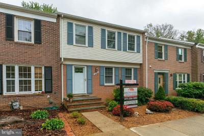 Burke VA Townhouse For Sale: $449,900