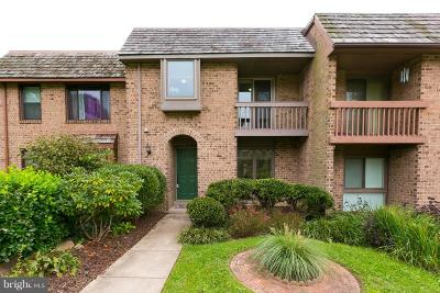 Columbia Townhouse For Sale: 5332 Eliots Oak Road