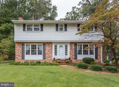 Crownsville MD Single Family Home For Sale: $449,900