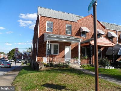 Baltimore Townhouse For Sale: 131 Allendale Street