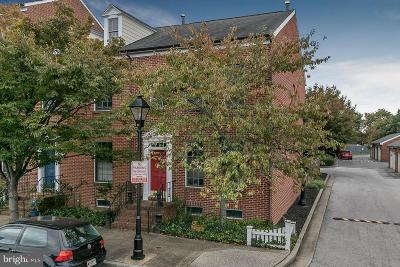 Baltimore City Townhouse Under Contract: 211 W Hill Street