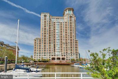 Baltimore Rental For Rent: 100 Harborview Drive #502