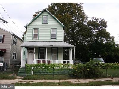 Camden Single Family Home For Sale: 104 N 35th Street