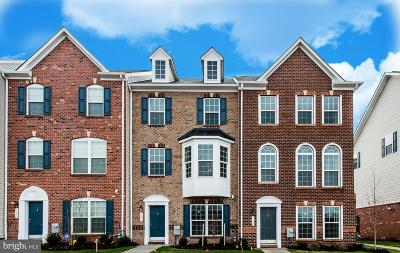 Westphalia Town Center Townhouse For Sale: 5303 Manor Park Drive