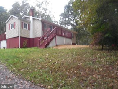 Culpeper County Single Family Home For Sale: 10212 Hudson Road