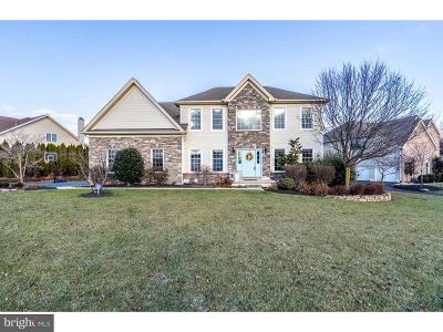 Chester Springs Single Family Home For Sale: 1100 Donovan Way