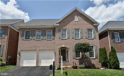Lorton Single Family Home For Sale: 9528 Parsonage Lane