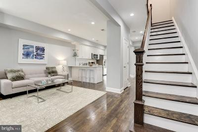 Washington Townhouse For Sale: 5108 9th Street NW