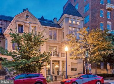 Washington Condo For Sale: 1514 21st Street NW #PENTHOUS