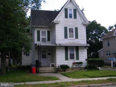 Paulsboro Single Family Home For Sale: 28 W New Street