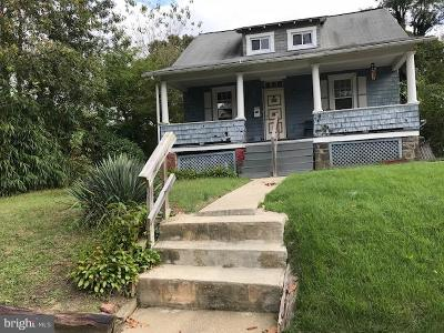 Baltimore Single Family Home For Sale: 5111 Midwood Avenue
