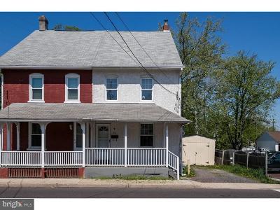 Hatfield Single Family Home For Sale: 29 W Vine Street