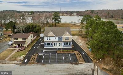 Berlin, Bishopville, Ocean City, Ocean Pines Commercial For Sale: 11113 Manklin Meadows Lane #1