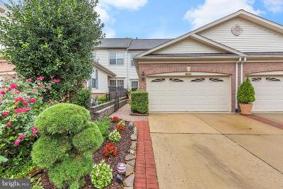 Howard County Townhouse For Sale: 10616 Hillingdon Road