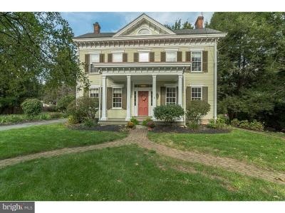 Bucks County Single Family Home For Sale: 1506 River Road