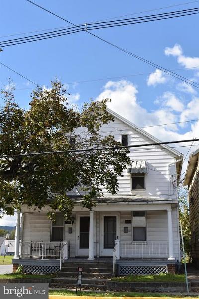 Mercersburg Multi Family Home For Sale: 202 Main Street N