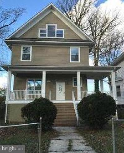 Baltimore City Single Family Home For Sale: 4106 Boarman Avenue