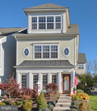 New Market Townhouse For Sale: 10212 Nuthatch Drive
