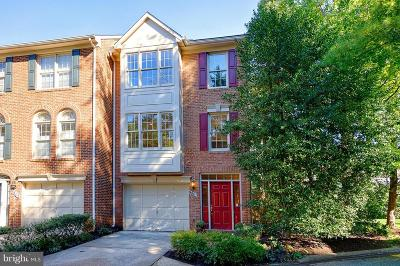 Bethesda Condo Active Under Contract: 9801 Tiffany Hill Court #62