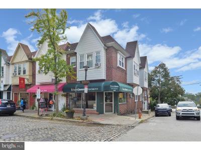 Chestnut Hill Townhouse For Sale: 8640 Germantown Avenue