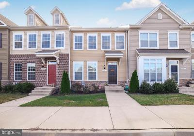 Saint Marys County Townhouse For Sale: 21213 Lizmill Way