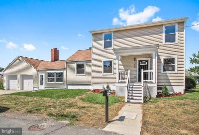 Baltimore Single Family Home For Sale: 1602 Evergreen Drive