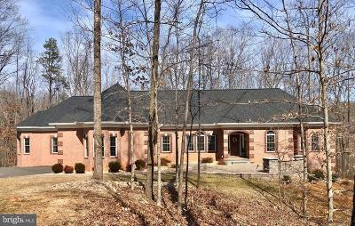 Nokesville Single Family Home For Sale: 14265 Bristow Road