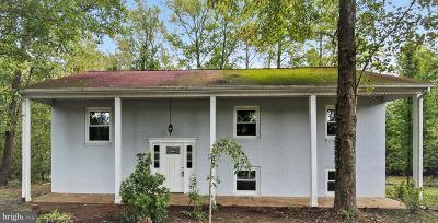 Spotsylvania Single Family Home For Sale: 7519 Courthouse Road