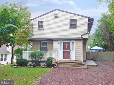 Langhorne Single Family Home Under Contract: 1632 Highland Avenue