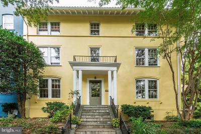 Washington Single Family Home For Sale: 3101 19th Street NW