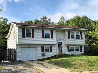 Waldorf MD Single Family Home For Sale: $264,000