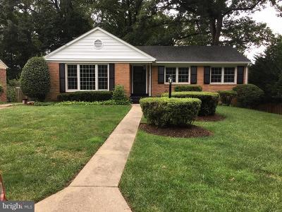 Potomac Single Family Home For Sale: 11918 Jubal Early Court